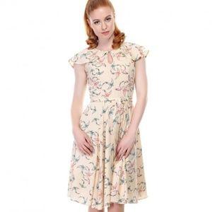 Collectif Sparrow Dress